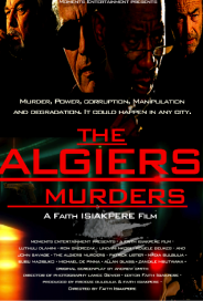 Algiers COVER